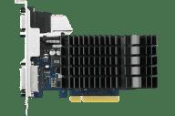 GT720-DCSL-2GD3 2GB DVI HDMI Active - Grafikkarte - geöffnet
