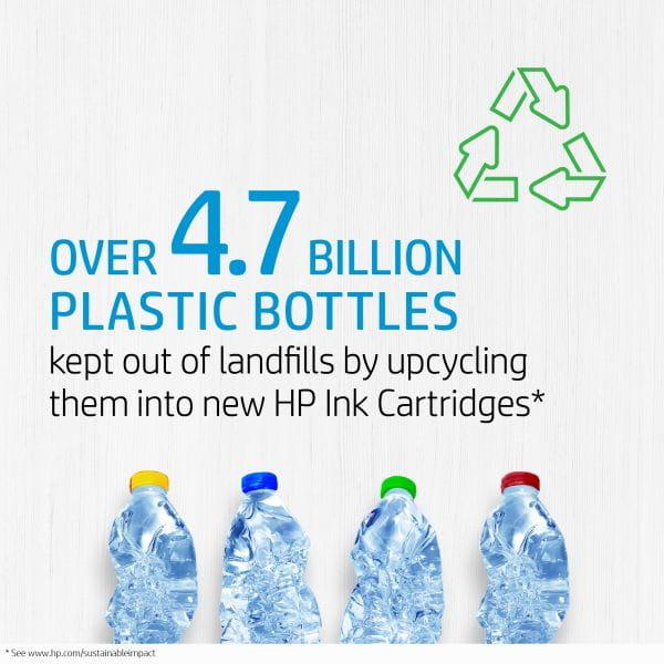 HP  Tintenpatronen C2P19AE 4