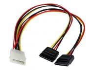 StarTech.com Kabel / Adapter PYO2LP4SATA 1