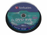 Verbatim Optische Speichermedien 43552 1