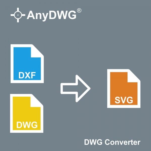 DWG to SVG Converter [1 User] ESD