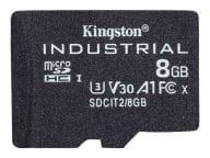 Kingston Speicherkarten/USB-Sticks SDCIT2/8GBSP 1