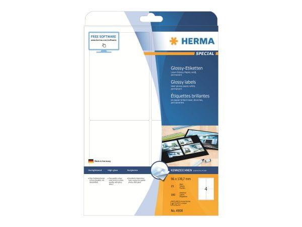 HERMA Papier, Folien, Etiketten 4908 1