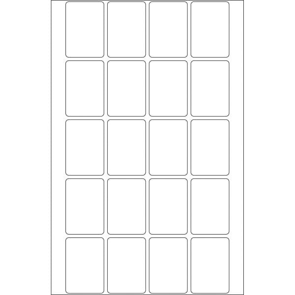 HERMA Papier, Folien, Etiketten 2430 5