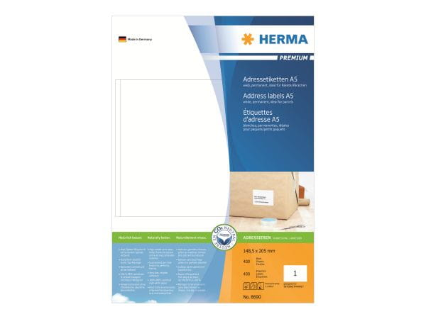 HERMA Papier, Folien, Etiketten 8690 1