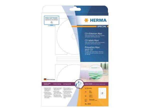 HERMA Papier, Folien, Etiketten 4850 1