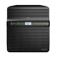 Synology Storage Systeme DS420J + 4X ST10000NE0008 1