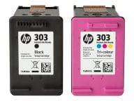HP  Tintenpatronen T6N02AE#301 4