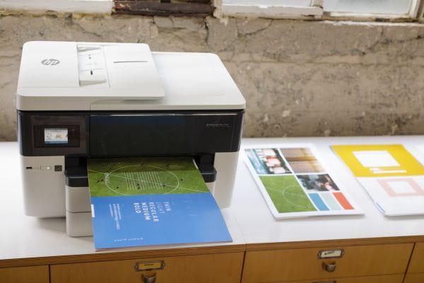 HP  Multifunktionsdrucker G5J38A#A80 2