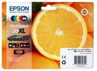 Epson Tintenpatronen C13T33574011 1