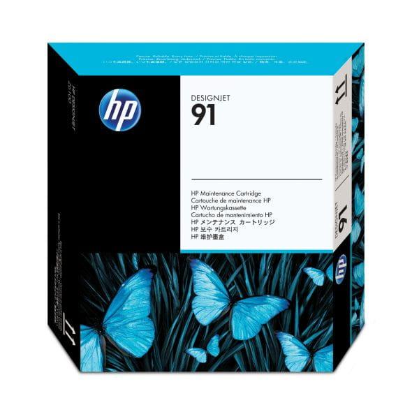 HP  Tintenpatronen C9518A 1