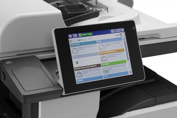 HP  Multifunktionsdrucker CF066A#B19 2
