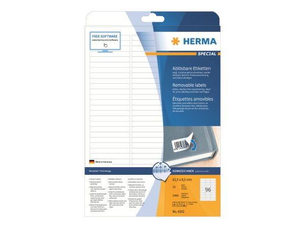 HERMA Papier, Folien, Etiketten 4202 1