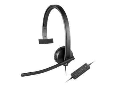 Logitech Headsets, Kopfhörer, Lautsprecher. Mikros 981-000571 3