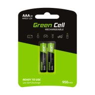 Green Cell Batterien / Akkus GR07 1