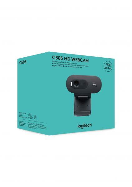 Logitech Netzwerkkameras 960-001364 5