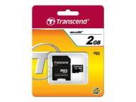 Transcend Speicherkarten/USB-Sticks TS2GUSD 1