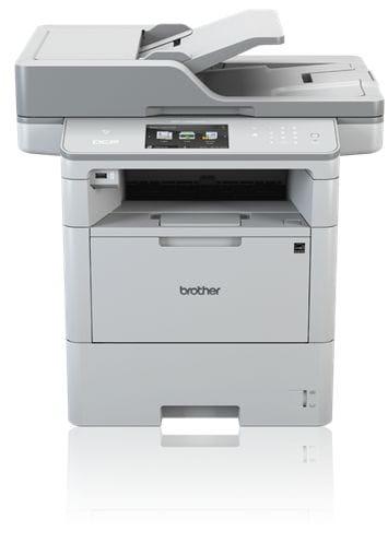 Brother Multifunktionsdrucker DCPL6600DWSRG2 5
