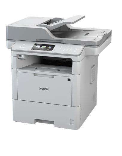 Brother Multifunktionsdrucker DCPL6600DWSRG2 2