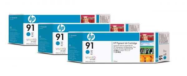 HP  Tintenpatronen C9483A 1