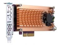 QNAP Storage Systeme Zubehör  QM2-2P-384 1