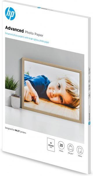HP  Papier, Folien, Etiketten Q8697A 5