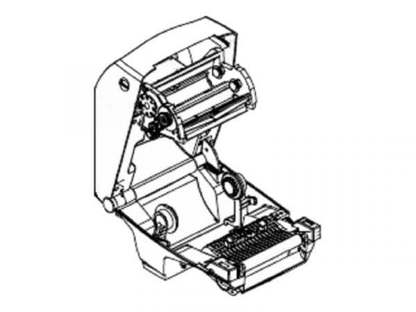 Zebra Zubehör Drucker 105910-055 1