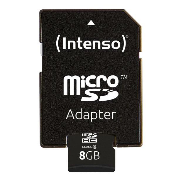 Intenso Speicherkarten/USB-Sticks 3413460 3