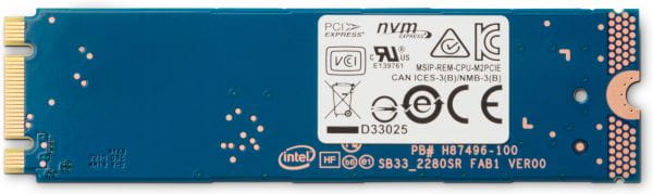 HP  Festplatten 2EB68AA 2