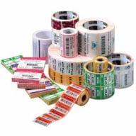 Zebra Papier, Folien, Etiketten 800740-155 1