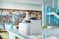 HP  Multifunktionsdrucker W1A77A#B19 2