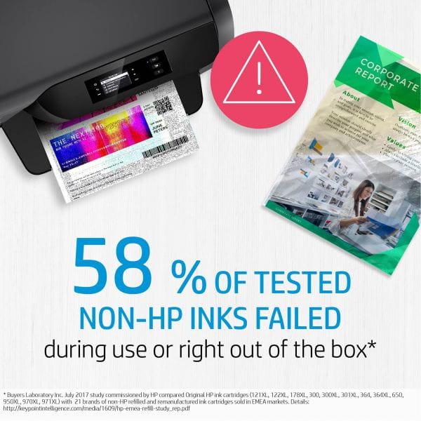 HP  Tintenpatronen 3YL82AE#BGX 3