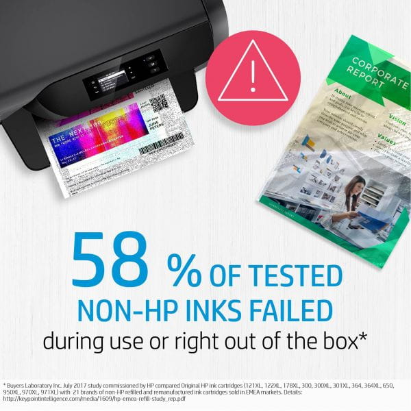HP  Tintenpatronen N9J72AE 3