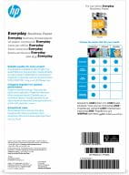 HP  Papier, Folien, Etiketten 7MV82A 1