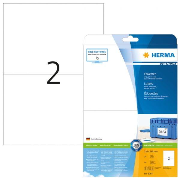 HERMA Papier, Folien, Etiketten 5064 4