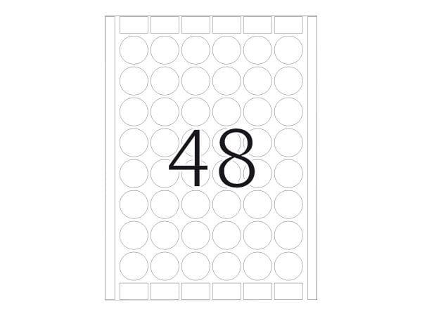 HERMA Papier, Folien, Etiketten 5087 3