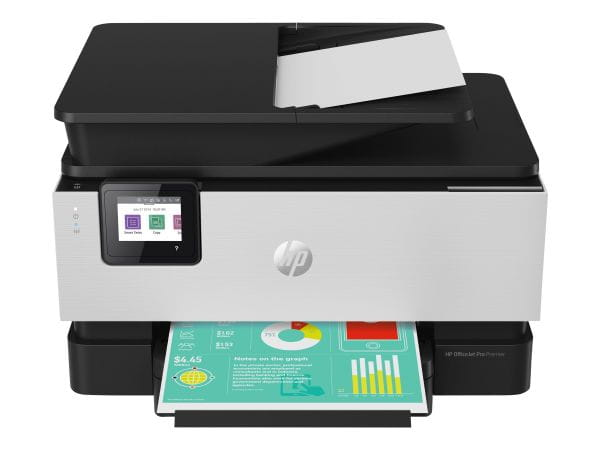 HP  Multifunktionsdrucker 1KR55B#BHC 5