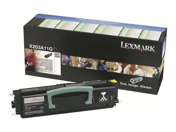 Lexmark Toner X203A11G 1