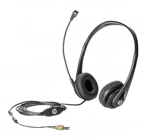 HP  Headsets, Kopfhörer, Lautsprecher. Mikros T4E61AA 1