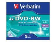 Verbatim Optische Speichermedien 43285 1