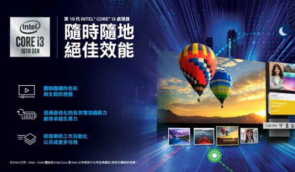 Intel Barebones BXNUC10I3FNK2 5