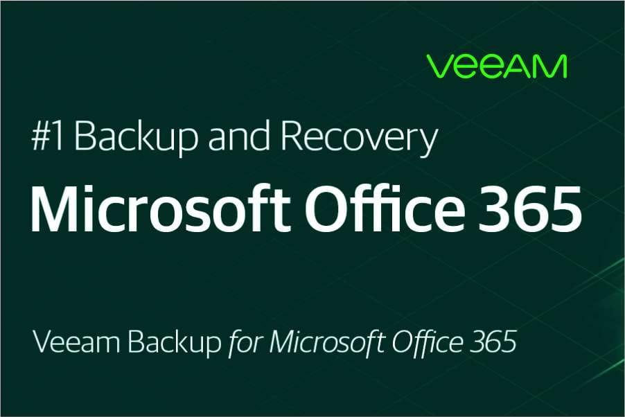 Veeam Backup Lösung für die Microsoft Office 365 Cloud
