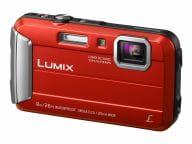 Panasonic Digitalkameras DMC-FT30EG-R 1