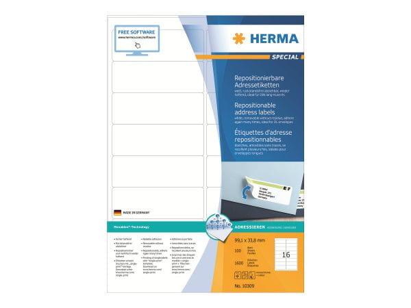 HERMA Papier, Folien, Etiketten 10309 1