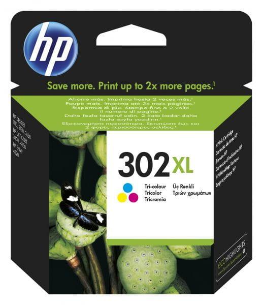 HP  Tintenpatronen F6U67AE 2