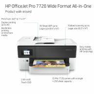 HP  Multifunktionsdrucker Y0S18A#A80 2