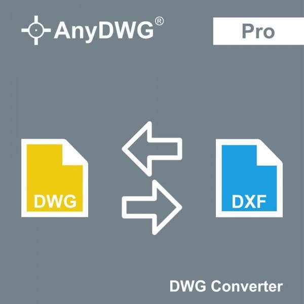 DWG DXF Converter Pro [1 User] ESD