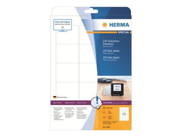 HERMA Papier, Folien, Etiketten 5087 1