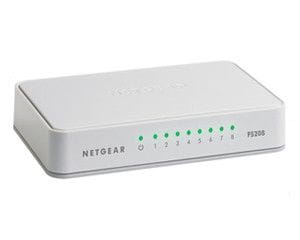 Netgear Netzwerk Switches / AccessPoints / Router / Repeater FS208-100PES 2