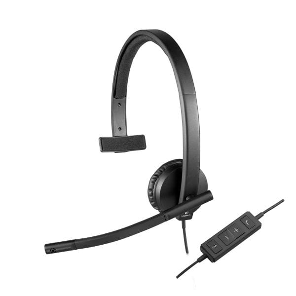 Logitech Headsets, Kopfhörer, Lautsprecher. Mikros 981-000571 1
